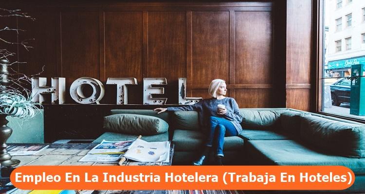 Empleo En Hoteles