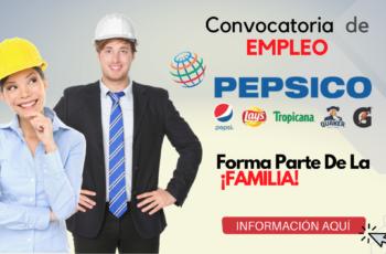 Pepsico empleos