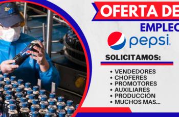 Empleos en Pepsico
