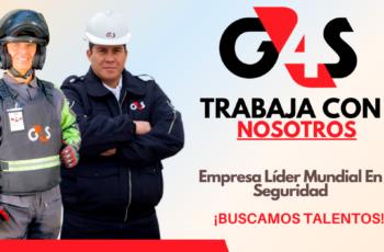 Convocatoria De Empleo En G4S