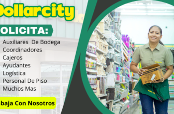 Dollarcity ofrece nuevos empleos
