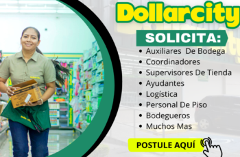 Empleo En Dollarcity